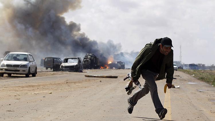 La coalición liderada por EE.UU. ataca una posición del Ejército sirio y deja al menos 62 muertos