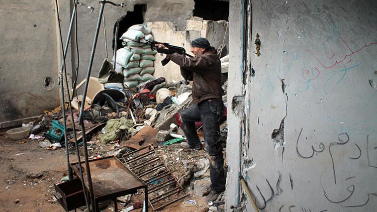"""""""EE.UU. atacó intencionalmente al Ejército de Siria para derrocar a Al Assad"""""""