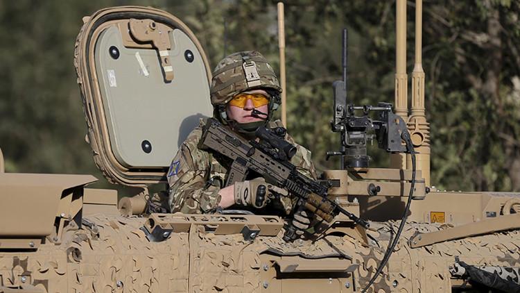Un general explicó al Gobierno británico por qué su Ejército no tiene nada que hacer ante el ruso