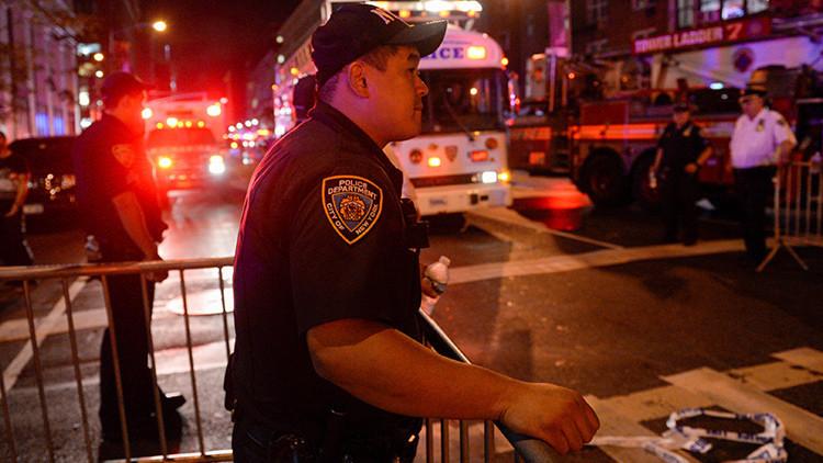 Informan sobre un tercer artefacto explosivo en Nueva York
