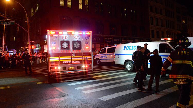 """Neoyorkinos relatan a RT cómo vivieron la explosión en Manhattan: """"Esto no era como una fuga de gas"""""""