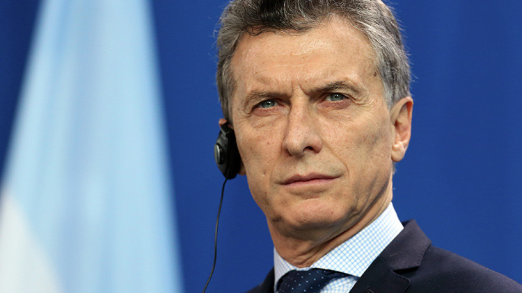 """Macri : """"El reclamo de soberanía argentina sobre las islas Malvinas no es negociable"""""""
