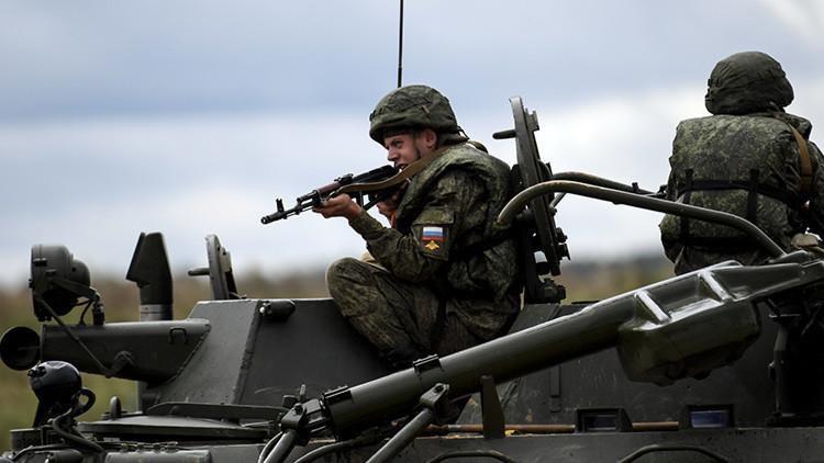 Postura de fuerza: la OTAN enviará 4.000 soldados más a la frontera con Rusia en 2017
