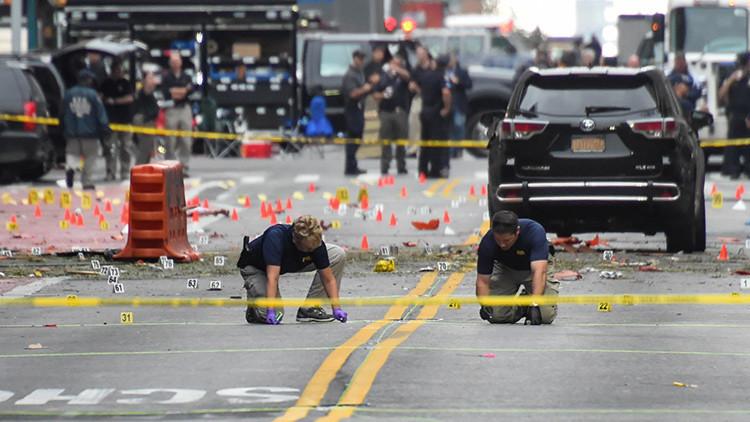 ¿Acto terrorista? Las autoridades aún desconocen qué sucedió realmente en Manhattan