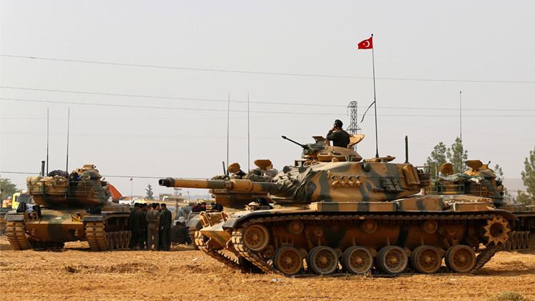 Turquía rescata a 30 soldados de las fuerzas especiales de EE.UU. en Siria