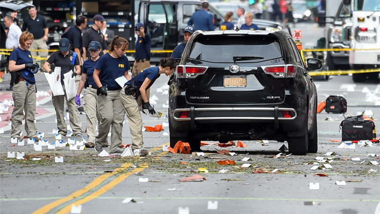 FOTO: Revelan la identidad del principal sospechoso de haber causado la explosión de Manhattan