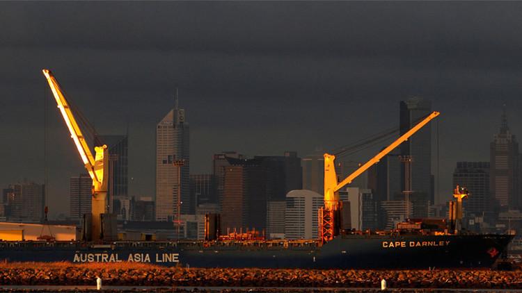 Australia vende el puerto de Melbourne por 7.300 millones de dólares