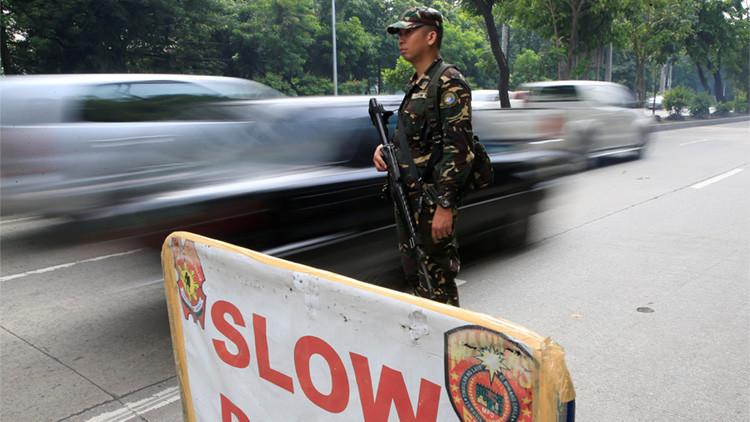 Matan a tiros a la hija de un barón británico en Filipinas