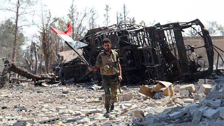"""Al Assad: """"El ataque de la coalición contra el Ejército sirio es un acto de agresión"""""""