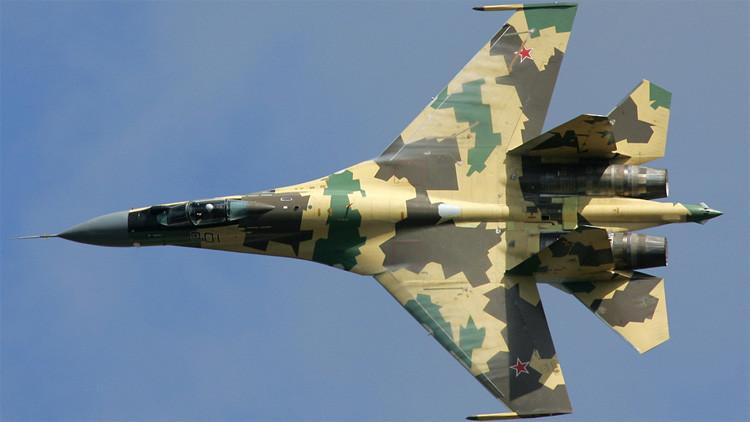 ¿Quién ganará?: El sistema de radiocomunicación del Su-35 ruso contra la velocidad del F-15