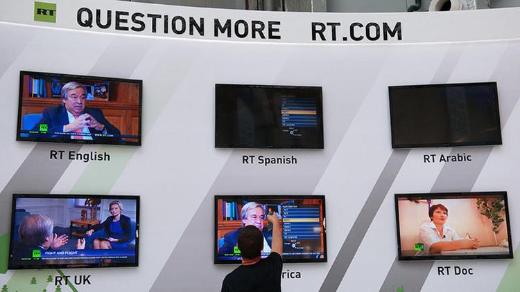 RT renueva el acuerdo de emisión en Argentina