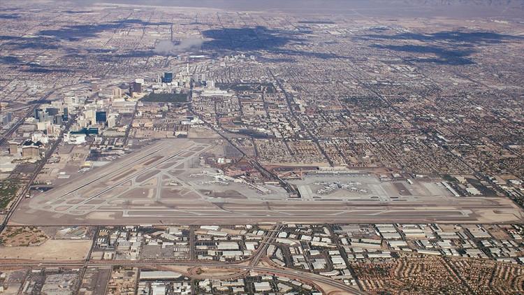 Reportan un tiroteo en el principal aeropuerto de Las Vegas