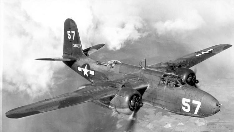 Encuentran un avión estadounidense de la Segunda Guerra Mundial estrellado en el sur de Rusia