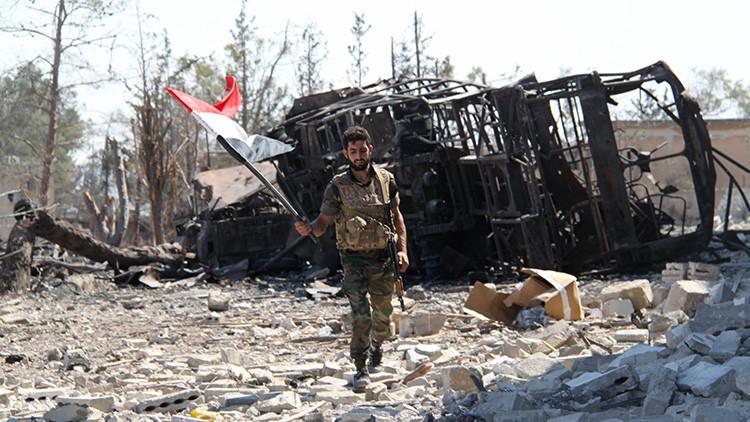 El Ejército sirio repele un ataque del Frente Al Nusra en Alepo