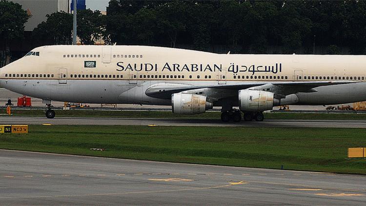Filipinas: Aislan un avión de la aerolínea Saudi Airlines por amenaza de seguridad