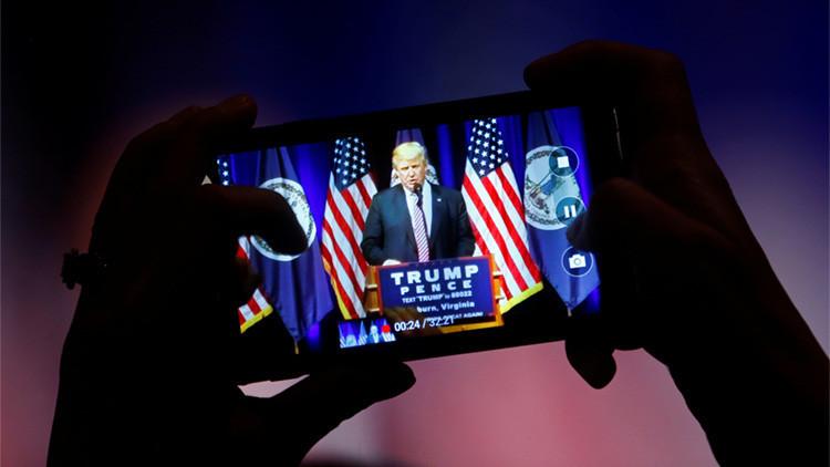 ¿El triunfo de Trump podría acabar con los iPhone?
