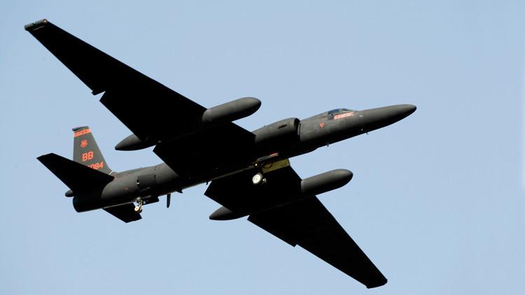 EE.UU.: Un avión militar espía se estrella en el centro de California
