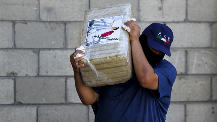 El ingenio del narco: Hallan una bazuca de fabricación casera para traficar droga hacia EE.UU.
