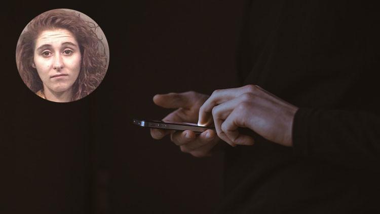 Una joven podría ser condenada a 30 años de prisión por un SMS erróneo