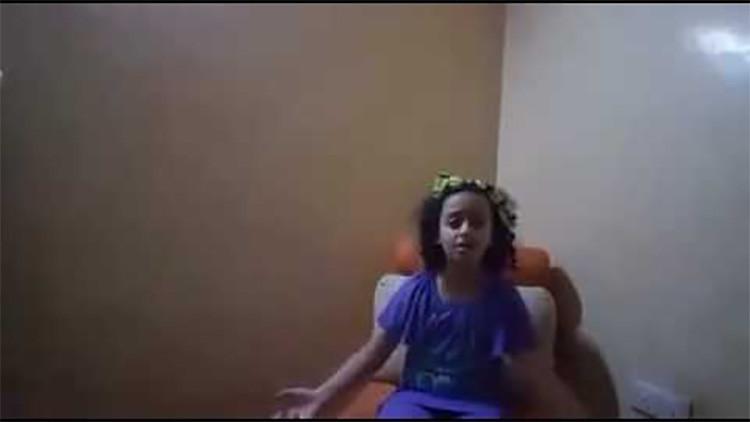 """""""No quiero que sea mi turno de morir"""": Una niña de 10 años suplica por el fin de la guerra en Yemen"""