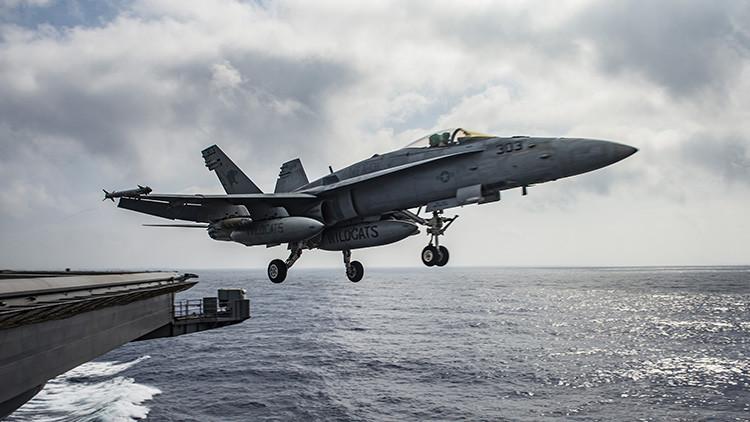 """El Pentágono admite que """"estudió durante 2 días"""" el bombardeo contra el Ejército sirio en Deir Ezzor"""