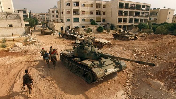 Dos razones que explican por qué China decidió involucrarse en Siria