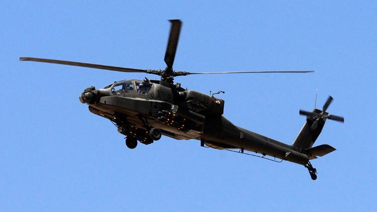 VIDEO: Un helicóptero griego se desploma en el mar durante un ensayo militar
