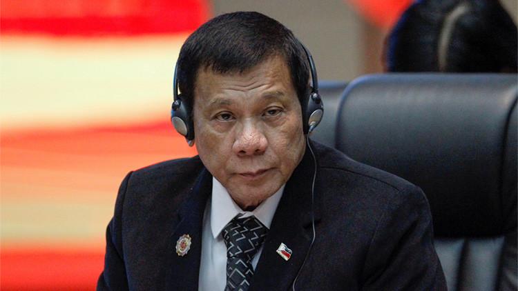 Enciclopedia de patinazos del presidente filipino