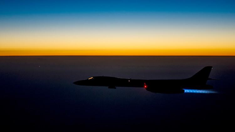 EE.UU. envía a Corea del Sur un bombardero supersónico B-1B por primera vez en 20 años