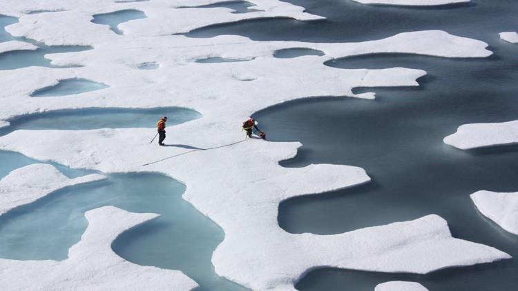 """""""Inevitable"""": Una localidad de EE.UU. se prepara para desaparecer bajo el agua"""