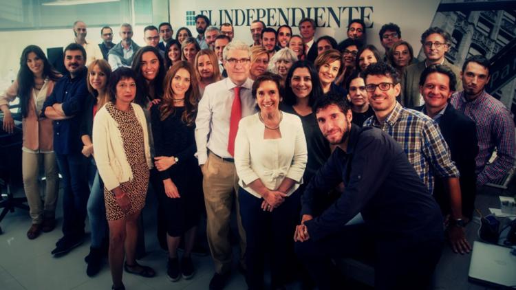 España: 'El Independiente', la nueva cabecera digital del exdirector de 'El Mundo'