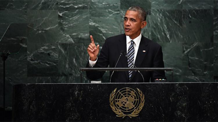 El 'presidente de la paz' se despide de la ONU con un nuevo ataque