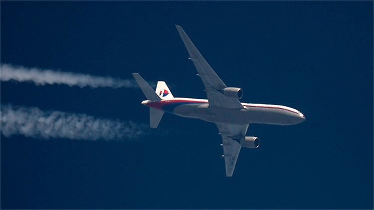 Almaz-Antéi entrega datos sobre la situación del tráfico en la zona del accidente del MH17