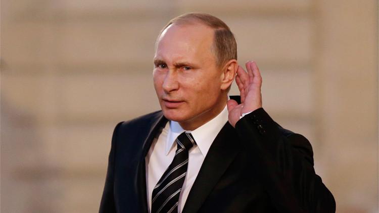 Vladímir Putin, en la lista de Bloomberg de las 50 personas más influyentes del mundo