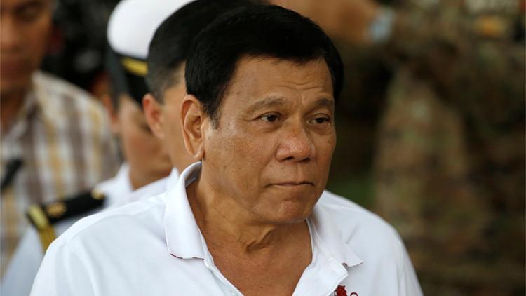 """""""¿Por qué me insultan?"""" pregunta el presidente filipino a la UE tras mandarla """"al carajo"""""""