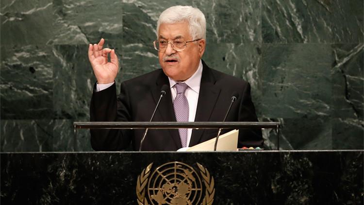 Abbas insta a declarar 2017 como el año del fin de la ocupación de los territorios palestinos