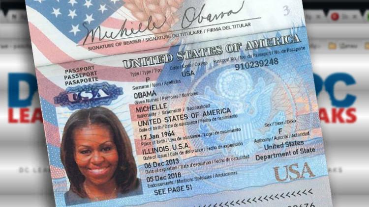 'Hackean' e-mails de la Casa Blanca sobre planes de servicios secretos y Michelle Obama