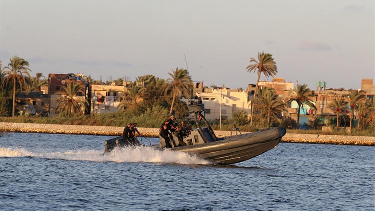 Egipto anuncia haber recuperado 148 cadáveres de aguas del Mediterráneo