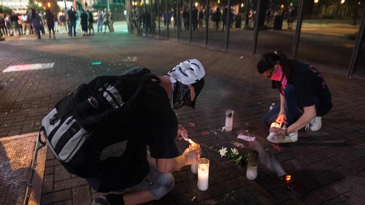 EE.UU.: Arrestan a un sospechoso de haber matado al joven afroamericano de Charlotte