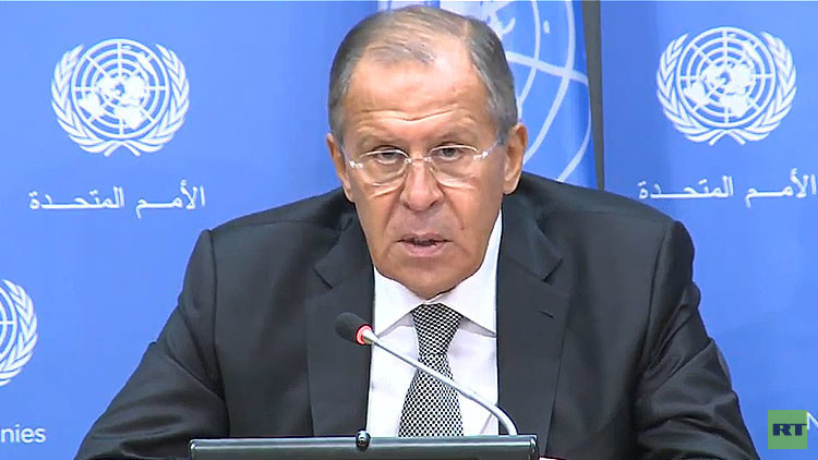 """Lavrov: """"Damasco hizo lo que debía para asegurar la tregua, pero la oposición no movió un dedo"""""""