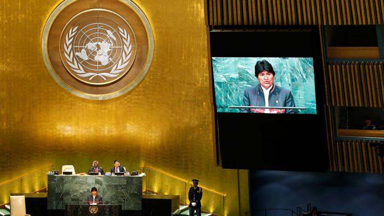 """Evo Morales: """"Gobierno de Chile viola los Derechos Humanos de bolivianos y bolivianas"""""""