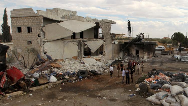 """""""Hay que salvar la tregua en Siria"""""""