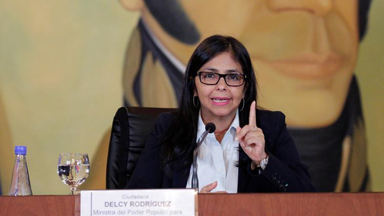 """Venezuela califica de """"inaceptables"""" las declaraciones de EE.UU. sobre referendo revocatorio"""