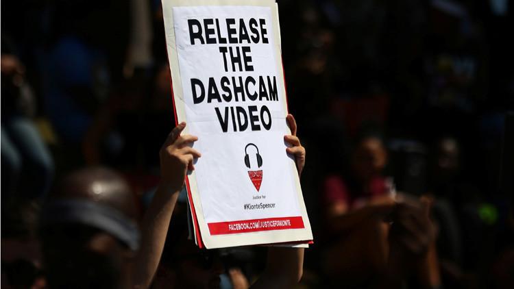 La Policía de Charlotte decide publicar el video de la muerte del afroamericano ultimado a tiros