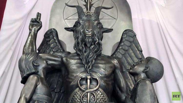 Video: El mayor movimiento satánico abre su 'cuartel general' en la ciudad estadounidense de Salem