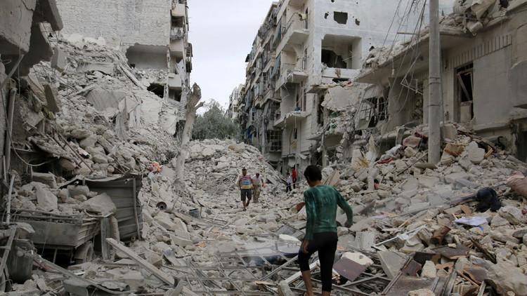 Convocan a una reunión urgente del Consejo de Seguridad de la ONU sobre Siria