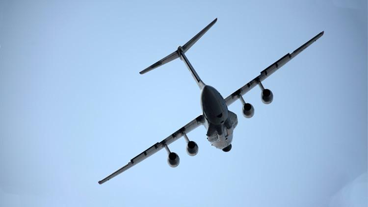 Rusia desarrolla un avión de combate con un potente cañón láser