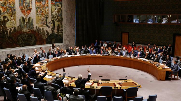Arranca la reunión urgente sobre Siria en el Consejo de Seguridad de la ONU