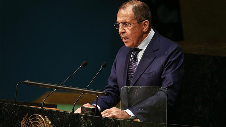 """Rusia: """"Occidente no cumple con sus compromisos en Siria"""""""