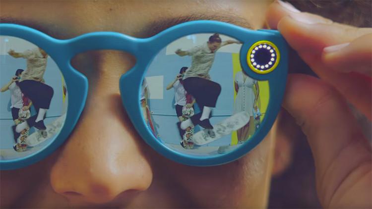 Pruebe las Spectacles, las gafas inteligentes de Snapchat